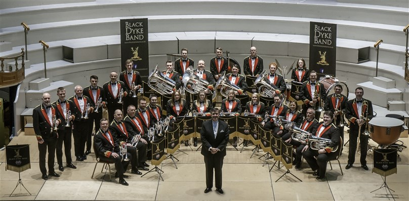 Black Dyke Band in Concert