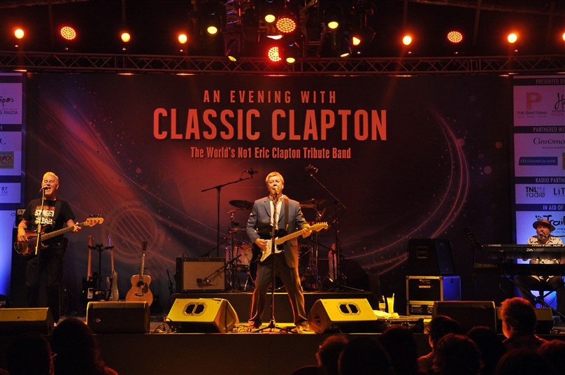 CLASSIC CLAPTON: After Midnight's 34th Anniversary Concert