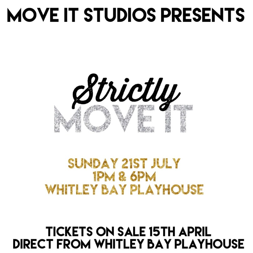 Move It Studio's Presents Strictly Move It