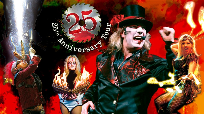The Circus of Horrors - 25 Years Tour