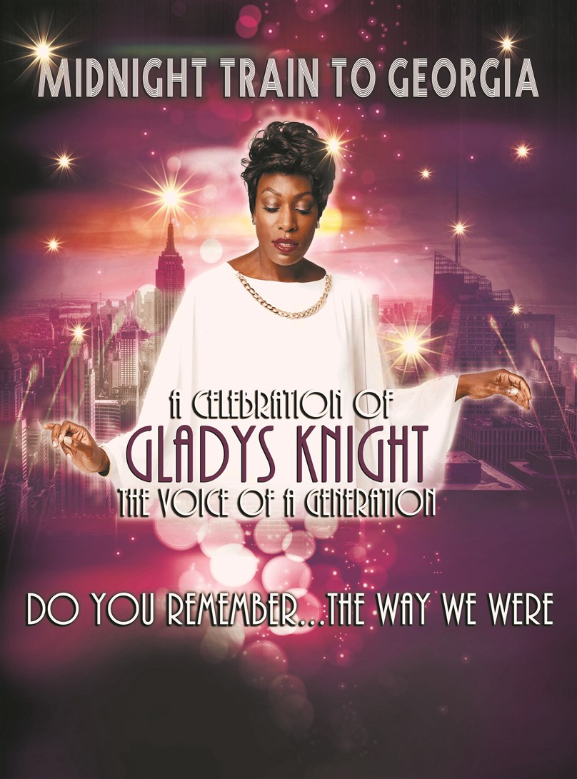 Midnight Train to Georgia: A Celebration of Gladys Knight