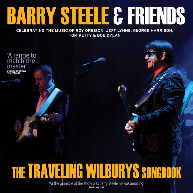 Rescheduled: Barry Steele & Friends - The Travelling Wilbury's Songbook