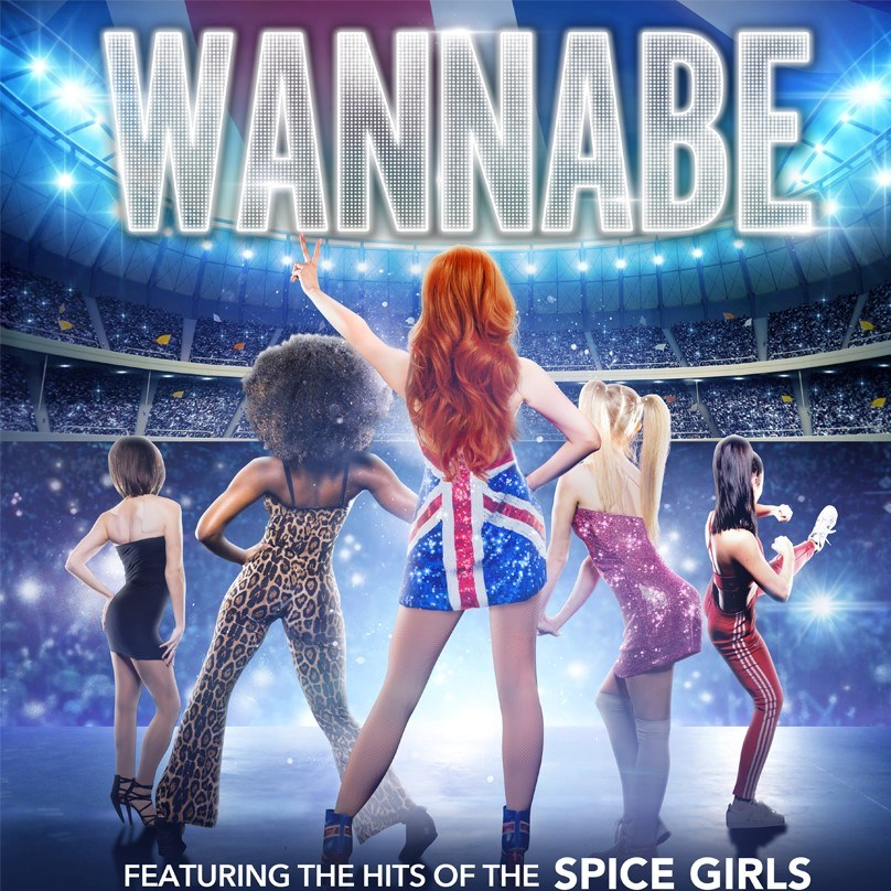 Rescheduled: Wannabe - The Spice Girls Show