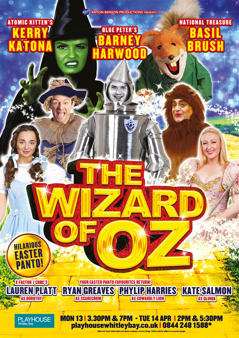 Easter Pantomime 2020 - The Wizard of Oz