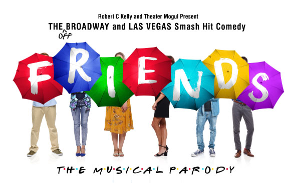 Rescheduled: Friends The Musical Parody