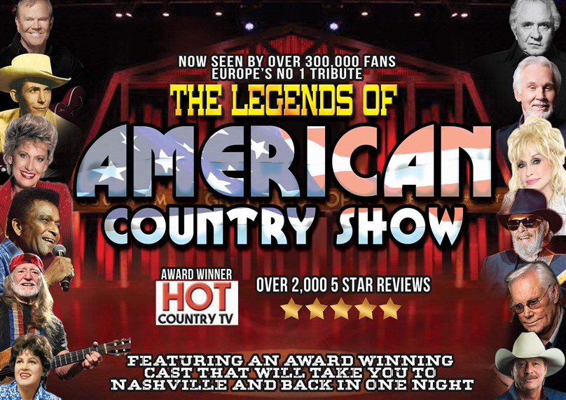 The Legends of American Country Show