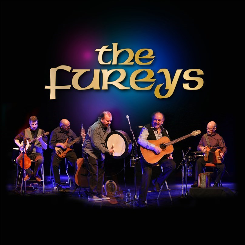 Rescheduled Date: The Fureys - The Legends of Irish Music & Song