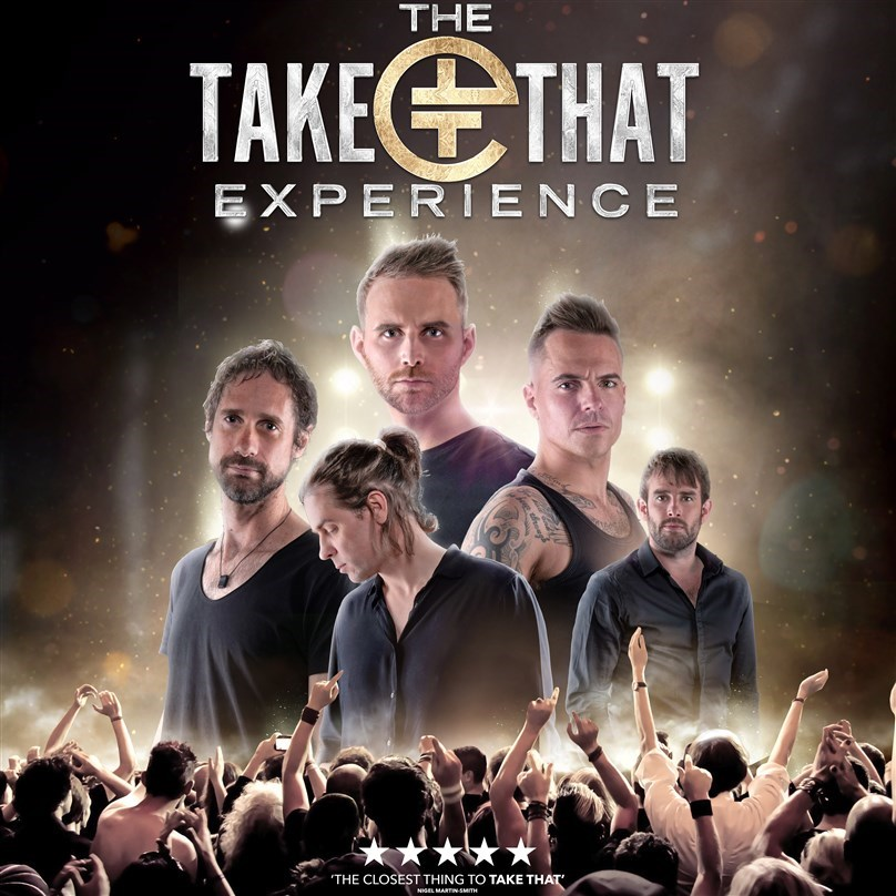 Rescheduled Date: The Take That Experience