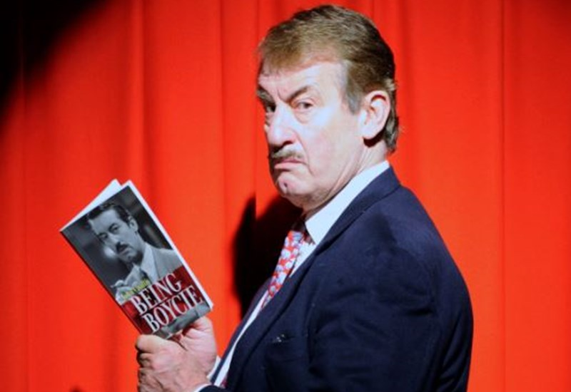 Rescheduled Date: Only Fools and Boycie