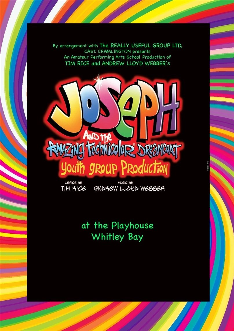 Rescheduled: CAST Academy Cramlington presents Joseph and the Amazing Technicolor Dreamcoat