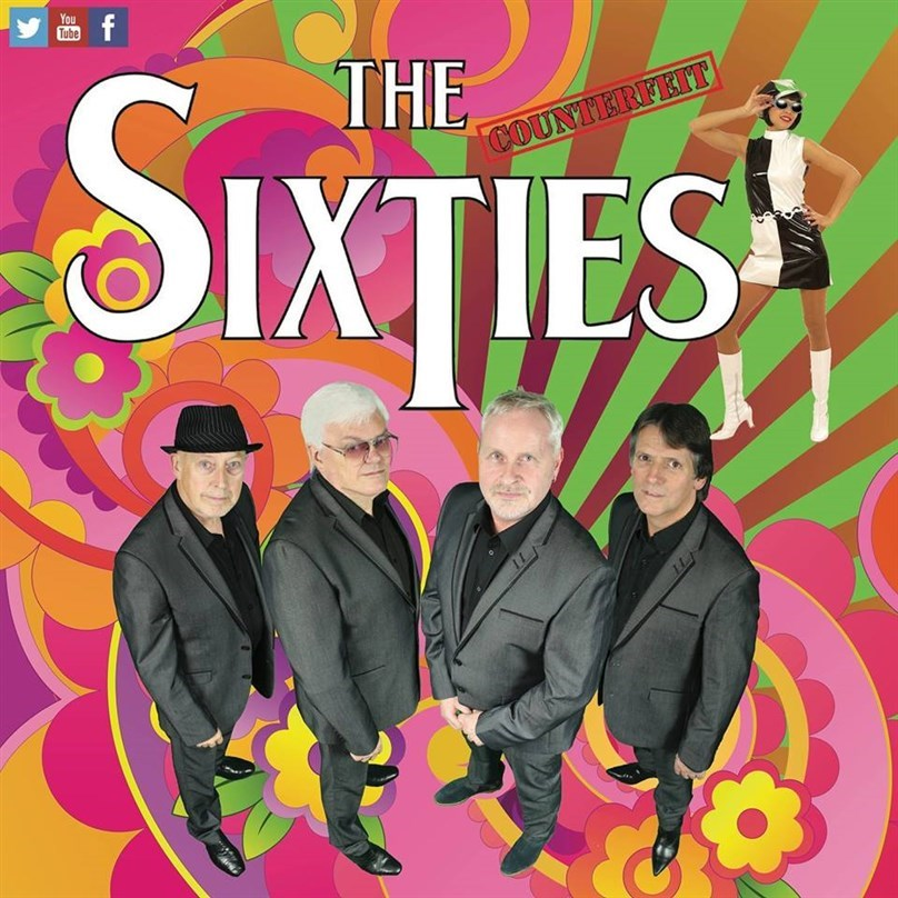 RESCHEDULED DATE: The Counterfeit Sixties