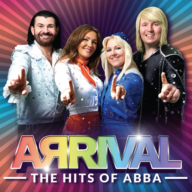 Rescheduled Date: Arrival: The Hits Of ABBA