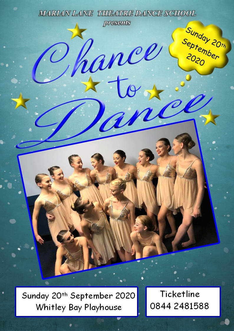 Rescheduled Date: Marian Lane Theatre Dance School presents Chance to Dance