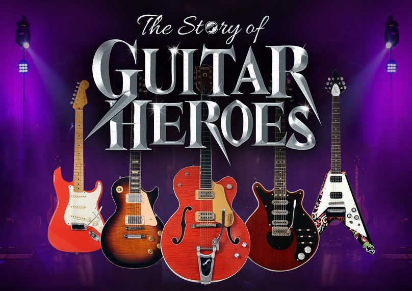 The Story of Guitar Heroes
