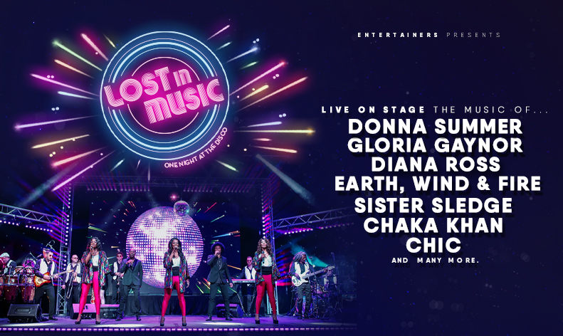 Rescheduled Date: Lost In Music: One Night at the Disco