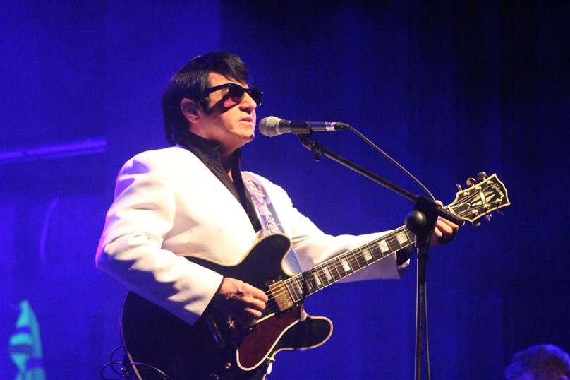 Rescheduled Date: Barry Steele and Friends - The Roy Orbison and Traveling Wilburys Songbook