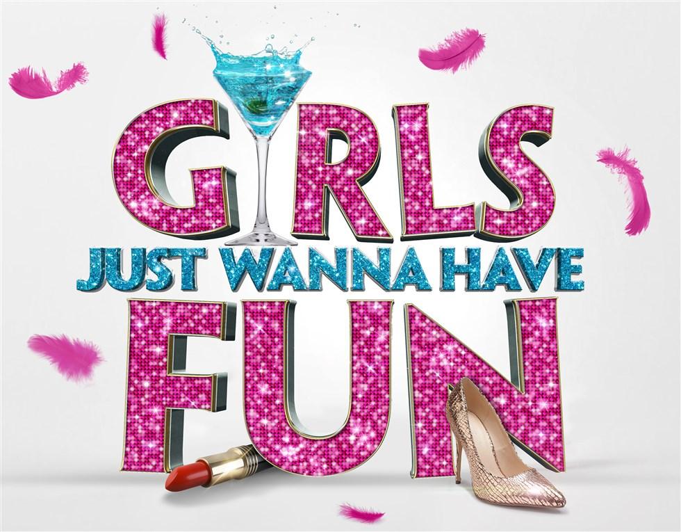 GIRLS JUST WANNA HAVE FUN Poster | YNATHÉPHÂNIA | Keep