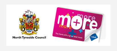 North Tyneside Council - More Card Discount